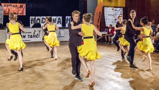 Region tančí 2016 - nesoutěžní taneční přehlídka v Pelhřimově f790836914